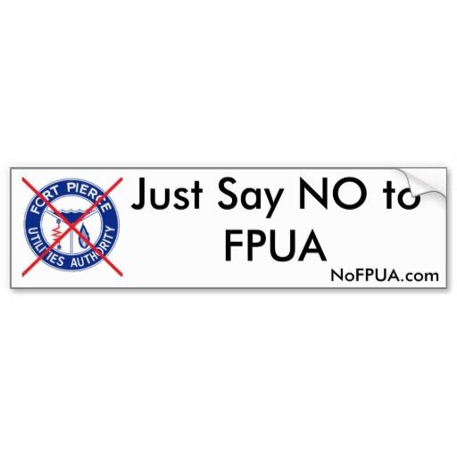 just say no fpua